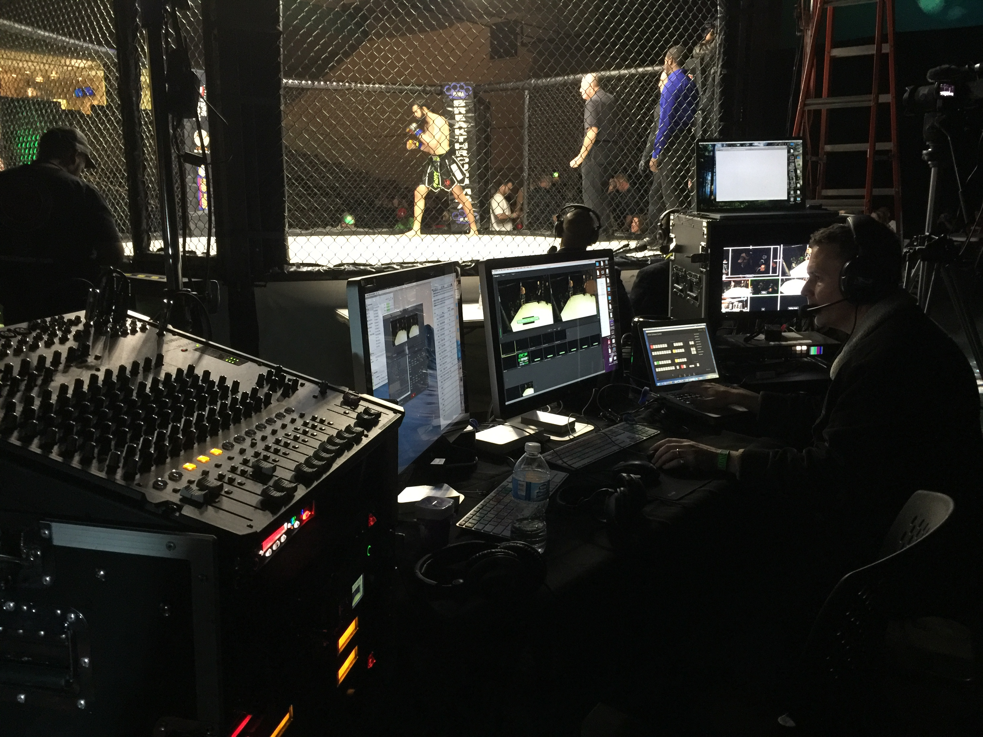 Orlando Productions live streaming