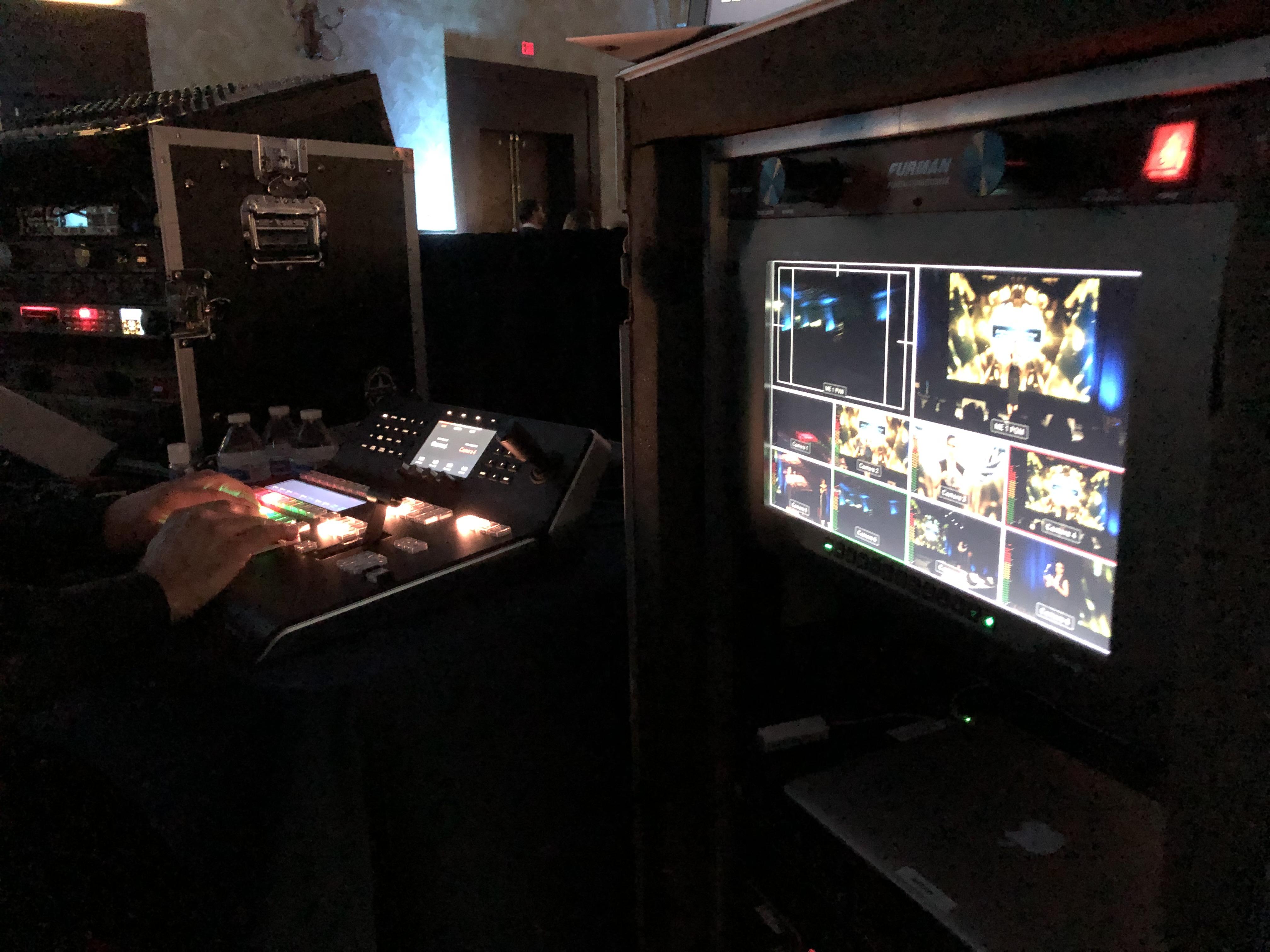 Orlando Productions Live stream service